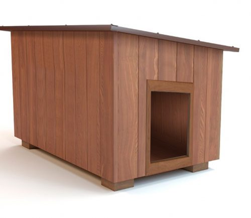 будка для кошки