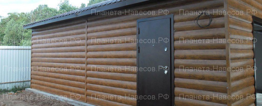 Двери и окна в гараже