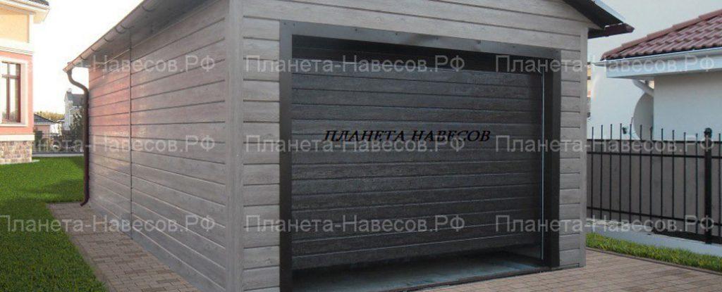 Ворота для гаража, их разновидности и особенности установки